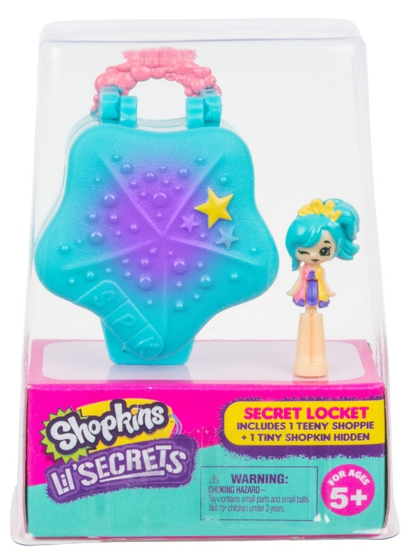Shopkins: Little Secrets Playset - Swim School
