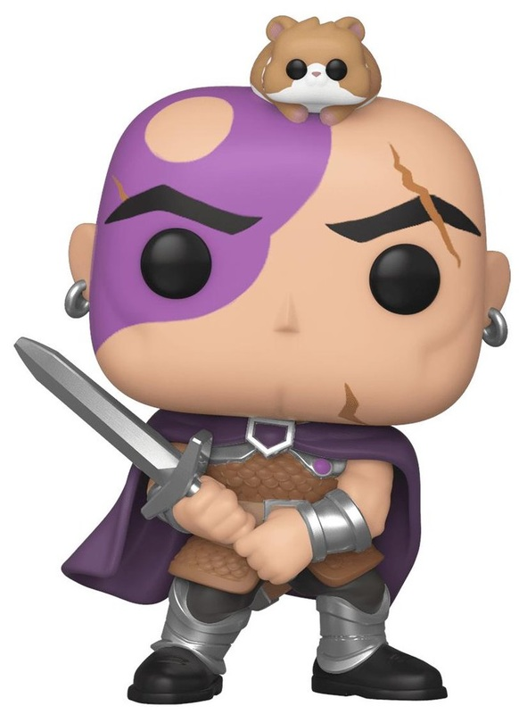 Dungeons & Dragons - Minsc & Boo Pop! Vinyl Figure