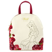 Loungefly: Beauty and the Beast - Bold as a Rose Mini Backpack image