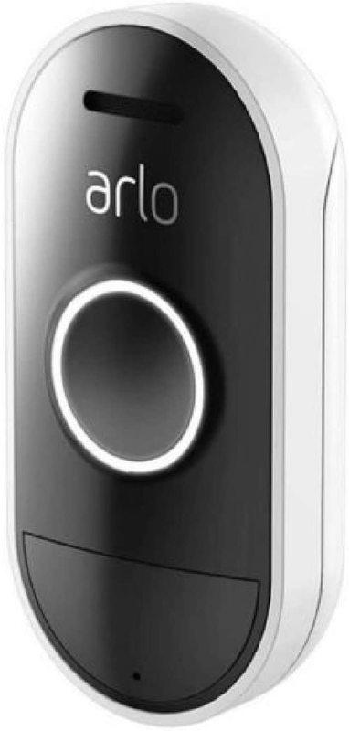 Arlo: Smart Doorbell - Black