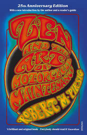 Zen and the Art of Motorcycle Maintenance: 25th Anniversary Edition: 25th Anniversary Edition by Robert Pirsig image