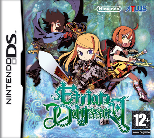 Etrian Odyssey for Nintendo DS image