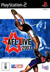 AFL 2003 for PS2