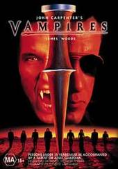 Vampires: John Carpenter's on DVD