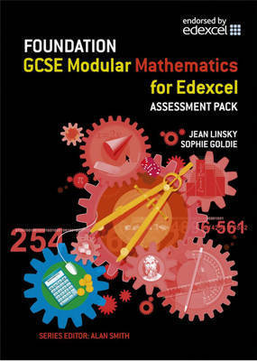 Edexcel GCSE Modular Maths: Foundation Assessment Pack by Jean Linsky
