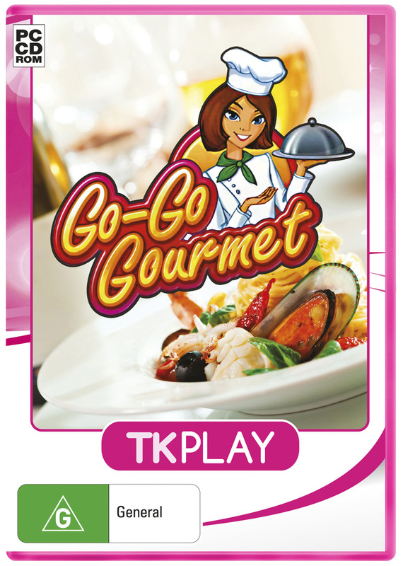 Go-Go Gourmet (TK play) for PC