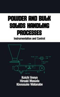 Powder and Bulk Solids Handling Processes by Koichi Iinoya image