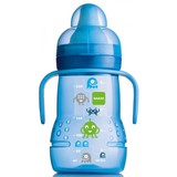 MAM Trainer Cup 220ml (Blue)