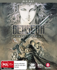 Berserk - Complete Series Collection (Limited Edition) on Blu-ray