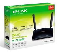 TP-Link: Archer MR200 Wireless Dual Band 4G LTE Router
