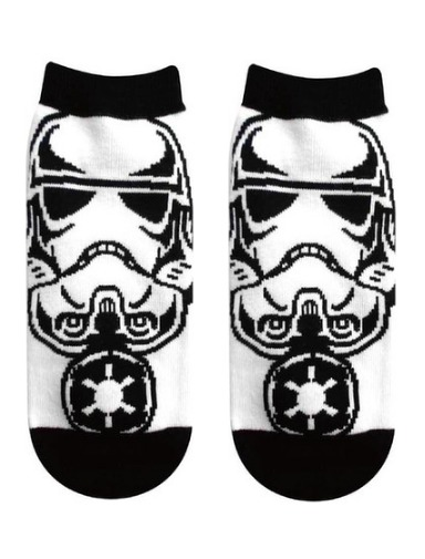 Star Wars: Stormtrooper Socks