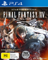 Final Fantasy XIV: Starter Edition for PS4