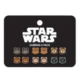 Star Wars Ewok Earrings