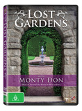 Lost Gardens with Monty Don DVD