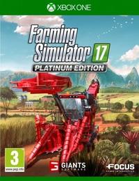 Farming Simulator 17 Platinum Edition for Xbox One