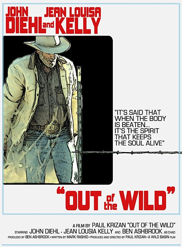 Out of the Wild on DVD