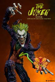 "DC Comics: The Joker (Gotham City Nightmare) - 20"" Statue"