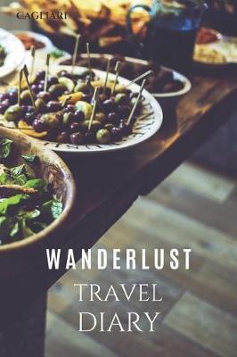Cagliari Wanderlust Travel Diary by Wanderlust Press