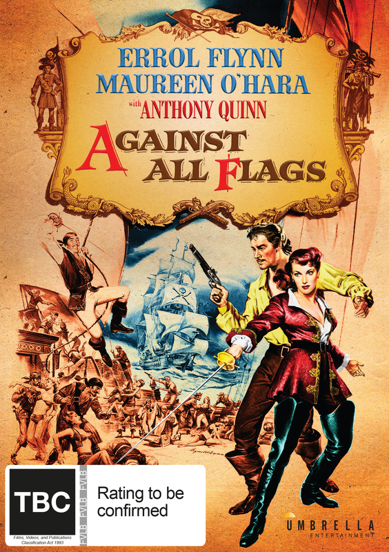 Against all Flags on DVD
