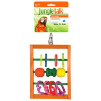 Jungle Talk: Slide N Spin - Large
