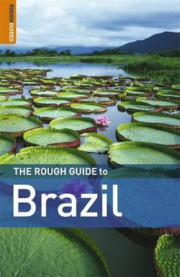 The Rough Guide to Brazil by Dilwyn Jenkins image