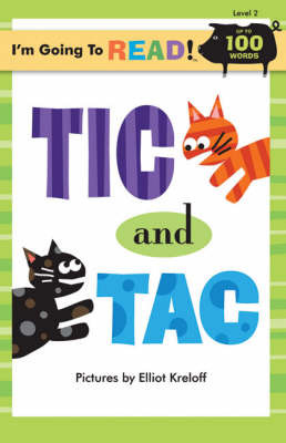 Tic and Tac: Level 2 by Harriet Ziefert image