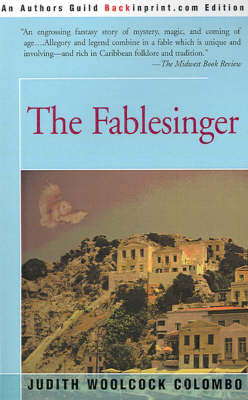 The Fablesinger by Judith Woolcock Colombo image