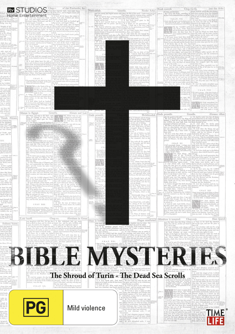 Bible Mysteries on DVD image
