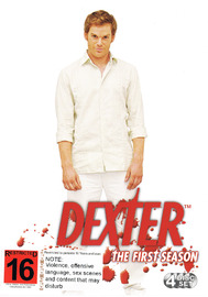 Dexter - The First Season on DVD image