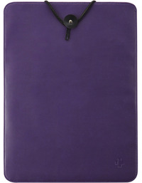 "13"" Simplism Book Sleeve Air - Purple"