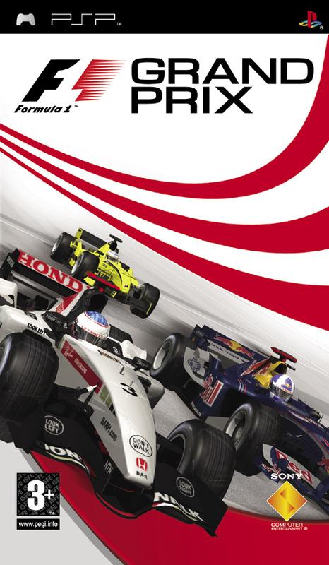F1 Grand Prix for PSP