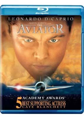 The Aviator on Blu-ray