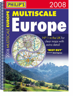 Philip's Multiscale Europe: 2008
