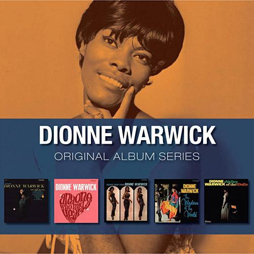 5 Albums in 1 - Original Album Series by Dionne Warwick