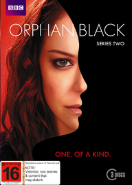 Orphan Black - The Complete Second Season on Blu-ray