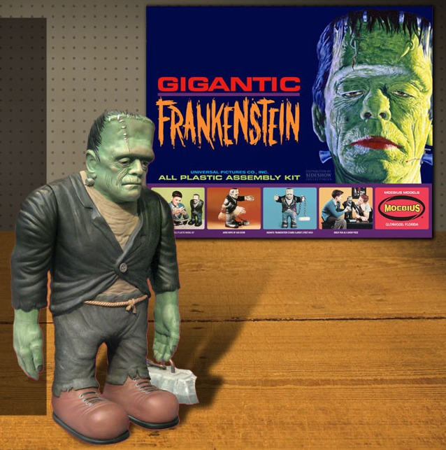 Moebius: Gigantic Frankenstein - Model Kit