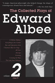 The Collected Plays of Edward Albee, 1966-1977 by Edward Albee