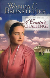 A Cousin's Challenge by Wanda E Brunstetter image