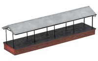 Hornby: Covered Loading Bay
