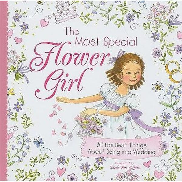 Most Special Flower Girl by Linda Hill Griffith image