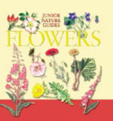 JR NATURE GUIDES WILD FLOWERS