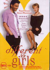 Different for Girls on DVD