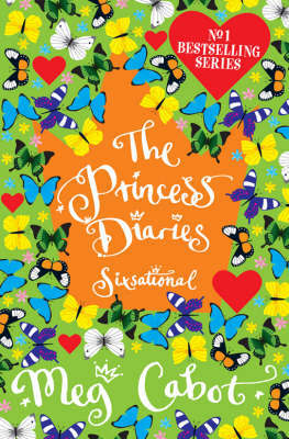 The Princess Diaries by Meg Cabot image