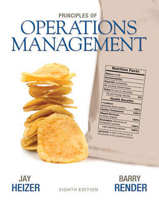 Principles of Operations Management by Jay Heizer
