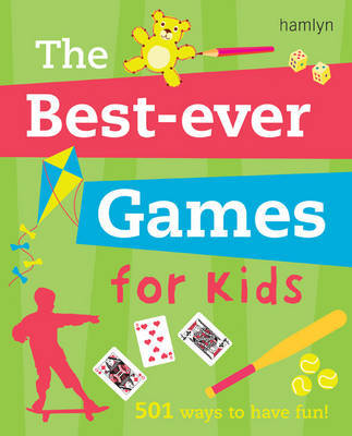 The Best-ever Games for Kids by Jane Kemp