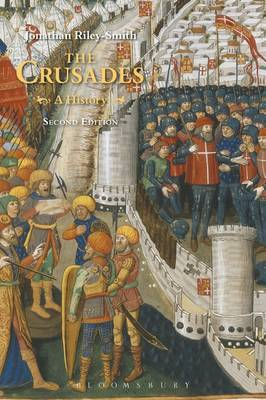 The Crusades by Jonathan Riley-Smith image