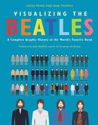 Visualizing the Beatles by John Pring