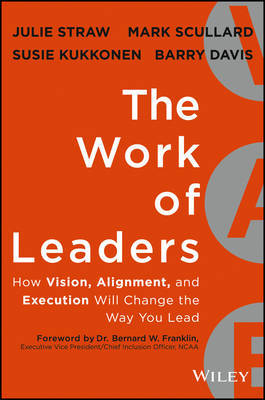 The Work of Leaders by Julie Straw image