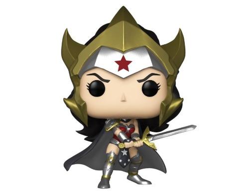DC Comics: Wonder Woman (Flashpoint) Pop! Vinyl Figure image
