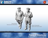 Rubicon Zuhkov & Timoshenko